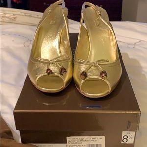 Gucci dress sandals